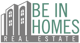 be in homes logo